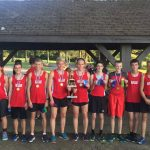 Raider Boys XC Win Again