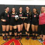 Raider Varsity Wins on Senior Night