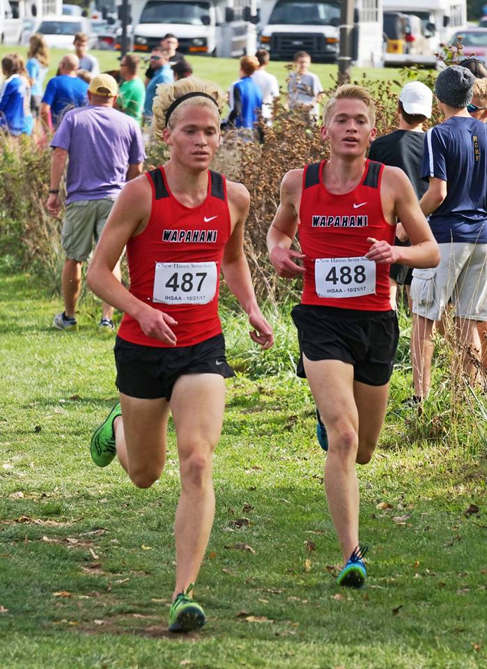 Herbst Twins End Career at North Central Regional; Congrats Alex and Nathan