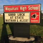 Go Herbst Twins — Wapahani Is Proud!