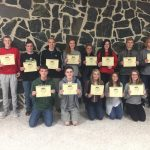 Wapahani MEC Academic All-Conference Winners Named