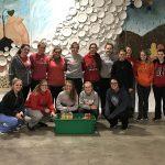 Thank you Wapahani Basketball Kids for Donating
