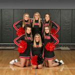 Thank You Wapahani Cheer
