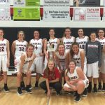 Lady Raiders Lose at New Castle