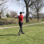 Boys Golf Win First; Galbraith Leads The Raiders