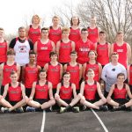 Boys Track Results from Muncie Relays