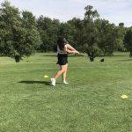 Golf 4th at MC Invite
