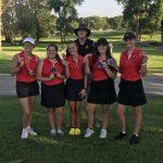Raider Golf 2nd at DCAA Tourney