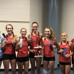 Girls Win at Union County Invite; Boys 2nd