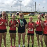 Cross Country Competes at MEC