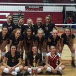 Wapahani Volleyball Wins Against Muncie Central