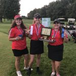 Snider Wins 2018 MEC Golf Title; Raiders Win Title