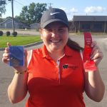 Raider Golf Defeats New Castle; Snider Will Be Honored Tonight at Senior Night