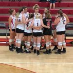 JV Volleyball Gets Back to Winning