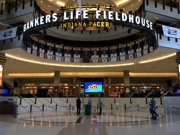 Boys Basketball Will Play at Bankers Life on Friday 12/7