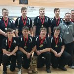 WHS Bowling 2nd in State on Saturday