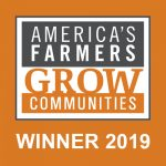 Wapahani HS Receives $2500 from Mr. Bill Harris/America's Farmers Grow Donation