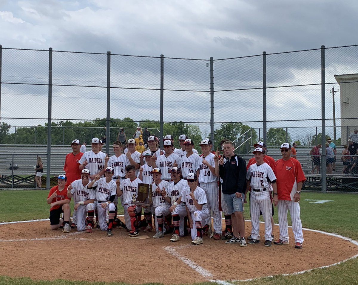 Baseball Defeated in Regional Final; Ends Great Season at 23-10