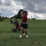 Raider Golf Loses to Hagerstown