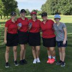 Raider Golf 2nd at DCAA