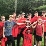 Boys Cross Country Win Winchester Invite