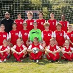 Boys Soccer Drops Close Match to Connersville