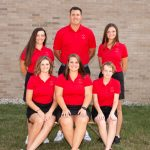 Golf Loses to New Castle; Tori Hood Medalist