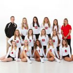 Volleyball Wins 12th Match at Randolph Southern