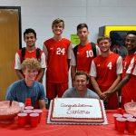 Thank you Boys Soccer Seniors