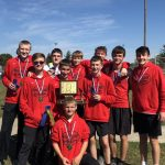 Raider Boys Win 2019 MEC XC Championship; Wulff 2nd Overall in Girls Race