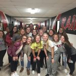 Good Luck Raider Volleyball – Win Regional