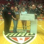 Senior Alyvia Smith Wins 2019 IHSAA Mental Attitude Award
