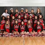 WHS Cheer Clinic on February 7th and 8th