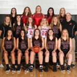 Raider Varsity Girls Defeated by Muncie Central at BLF