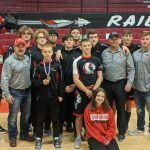 Wrestling Results from Tri Super Duals; Raiders 4-1 Overall on the Day