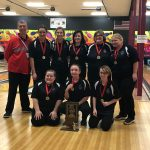 Boys and Girls Bowling Teams Win Sectional; At New Castle Next Saturday