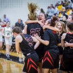 Lady Raiders Defeat Lapel; Sectional 40 Championship Saturday Night