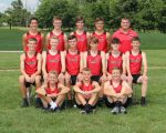 Boys XC Results from Indiana Wesleyan