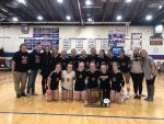 Volleyball Wins Regional; At Huntington this Saturday 4pm