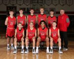 Freshman Basketball Results from Frankton