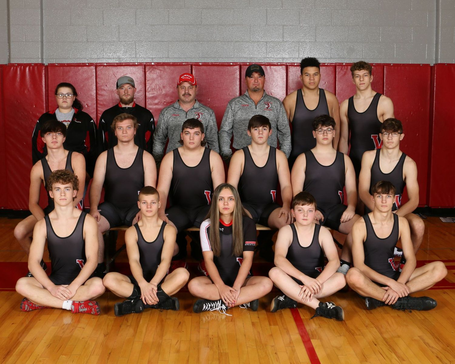 Raider Wrestling 3-2 Overall at Tri; Gourley and Fultz Champions on the Day