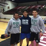 JG Alumni Compete In College
