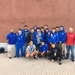 Boys Wrestling Competes in Downey Tournament