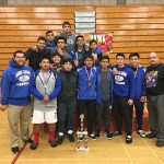 Wrestling Takes 2nd at Kern County Invitational!