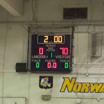 Eagles Wrestling Dominates Norwalk!