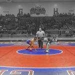 Wrestling Sweeps Bellflower