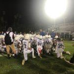Varsity Football Pummels Magnolia 33-0