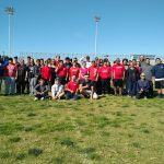Track Team Helps Community