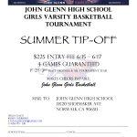 Summer Basketball Leagues at JG