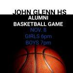 2018 Alumni Basketball Game